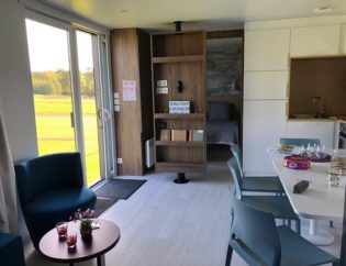 Mobil home TAOS D4R 2 chambres en Normandie à Granville - Année 2021